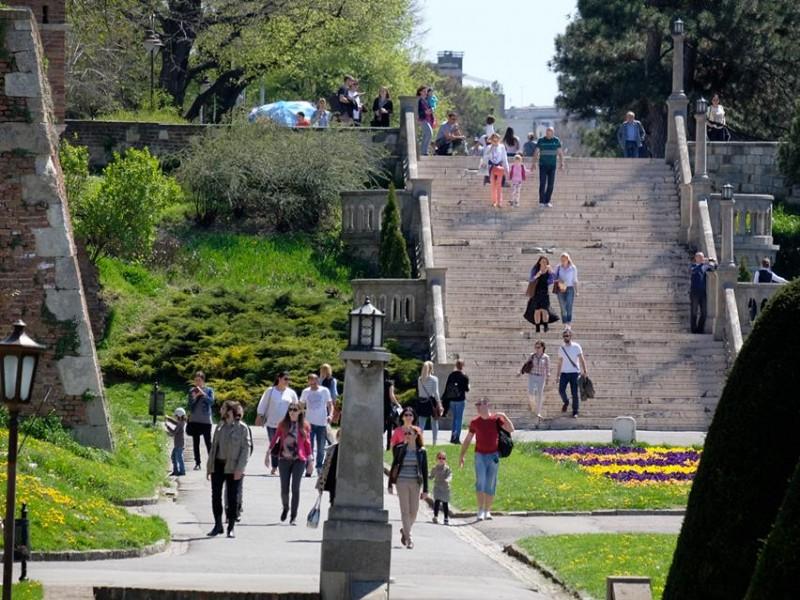 kalemegdanske stepenice